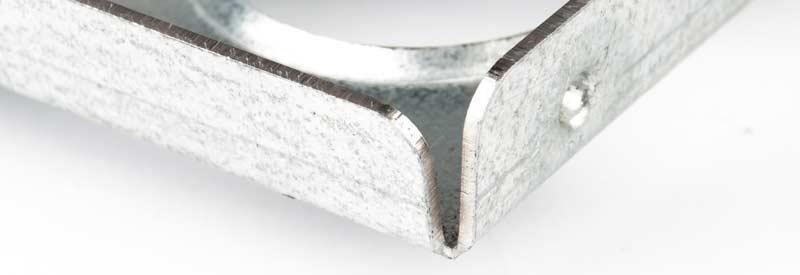 press brake forming metal