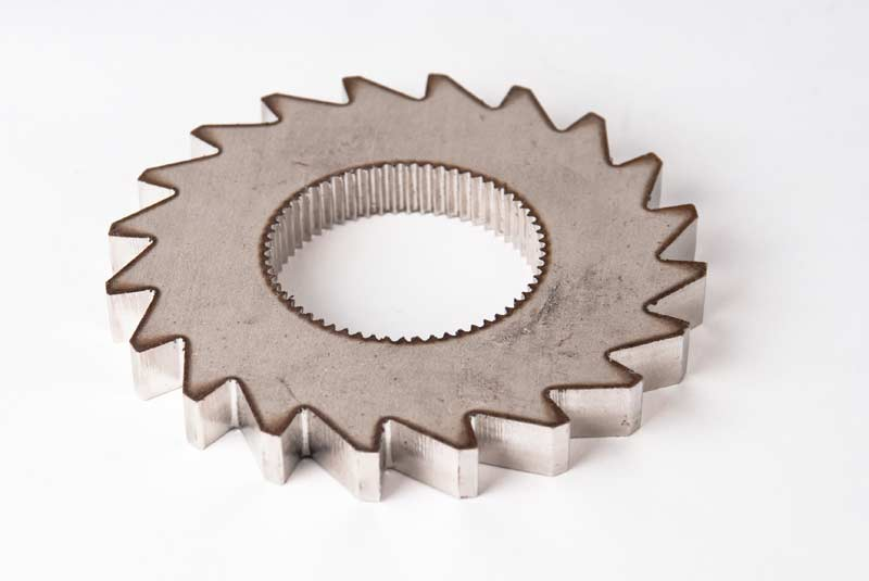 stainless steel laser cut